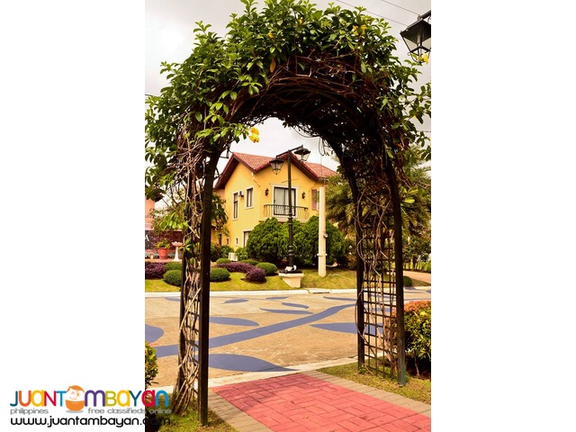 Cheap Murano House and Lot For Sale in Dasmariñas Cavite - Crown Asia