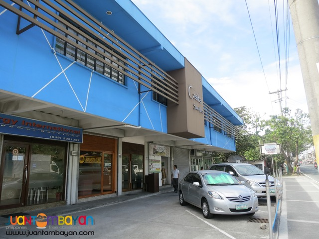 Commercial Space in Laguna