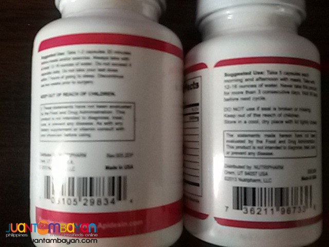Apidexin weight loss pills + 3 day detox USA
