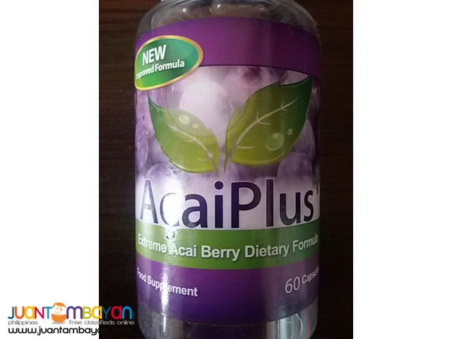 AcaiPlus Extreme Berry Diet Pills UK