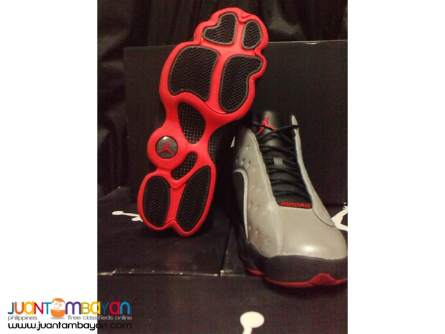 Genuine Air Jordan 13 3M Basketball Shoes
