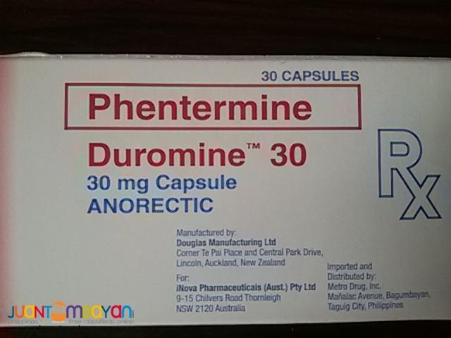Phentermine Duromine 30mg
