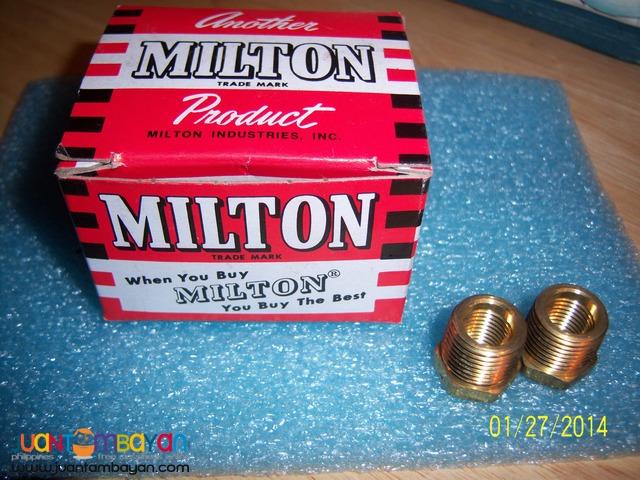 Milton 651 Brass Reducer Bushing