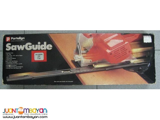 Portalign Saw Guide Model 201A