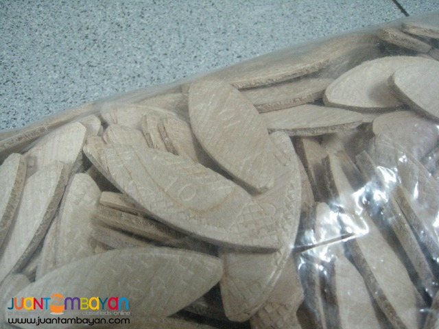 Porter Cable No. 10 Biscuits - 250 pcs