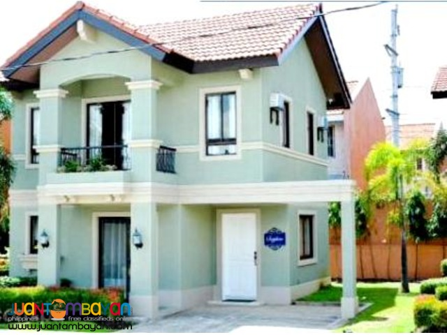 Affordable Sapphire House and Lot Vita Toscana - Bacoor Cavite