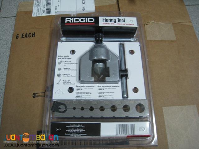 Ridgid 23332 Model 345 Flaring Tool