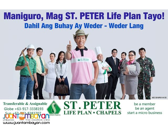Freelance Part Time Agents - St. Peter Agents