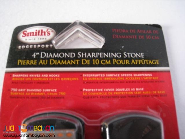 Smith's 50447 4-inch Diamond Sharpening Stone