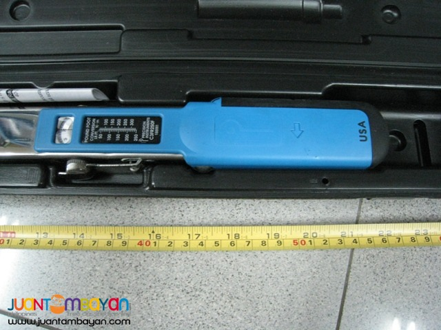Torque Wrench Precision Instruments 0.5