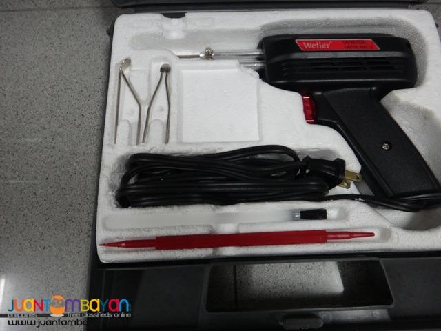 Weller Professional 260W or 200W Soldering Gun Kit D550PK - 110V
