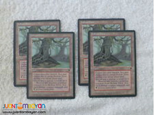 Hollow Trees (Magic the Gathering Trading Card Game)