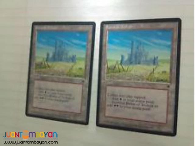 Ruins of Trokair (Magic the Gathering Trading Card Game)