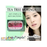 TEA TREE MORINGA SOAP Anti-pimple and Anti bacterial