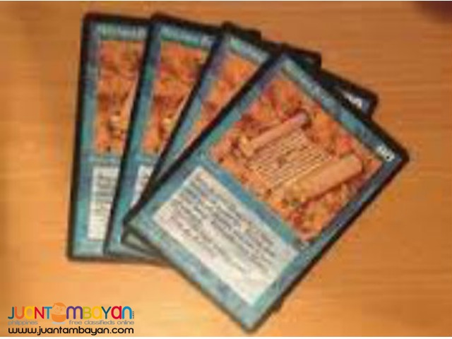 Merchant Scroll (Magic the Gathering Trading Card Game)