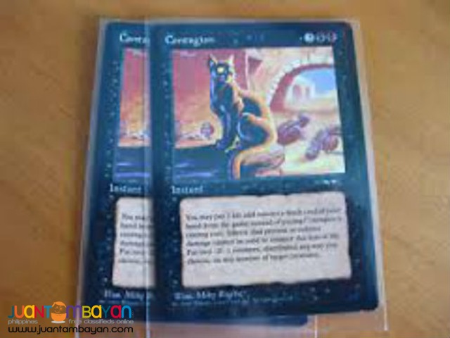 Contagion (Magic the Gathering Trading Card Game)