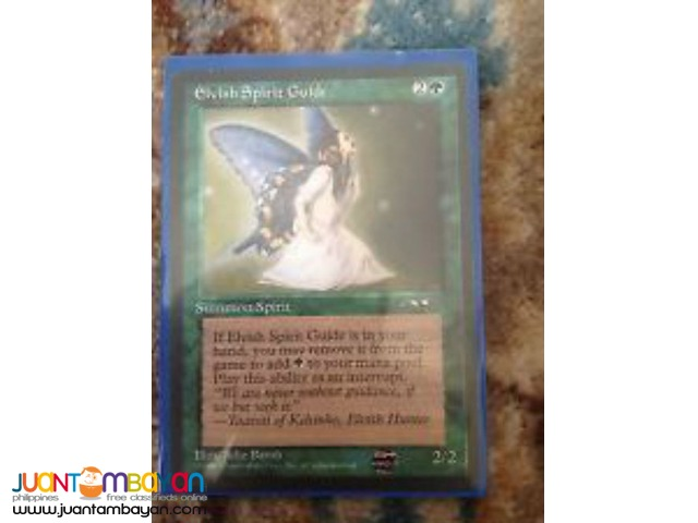 Elvish Spirit Guide (Magic the Gathering Trading Card Game)