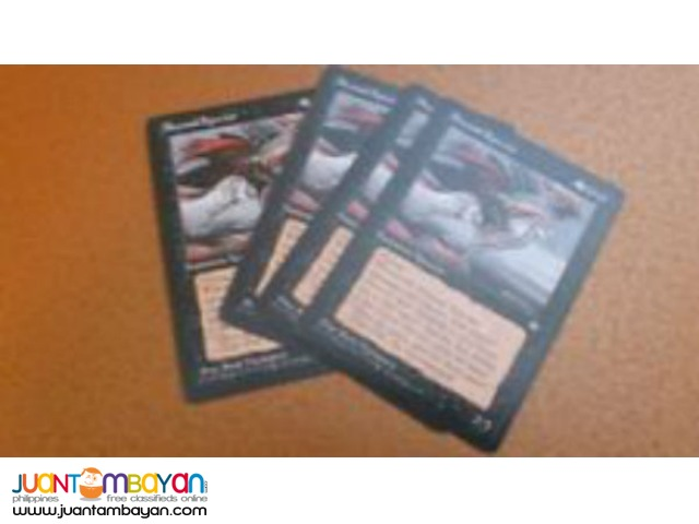 Abyssal Specter (Magic the Gathering Trading Card Game)