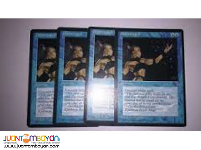 Counterspell (Magic the Gathering Trading Card Game)