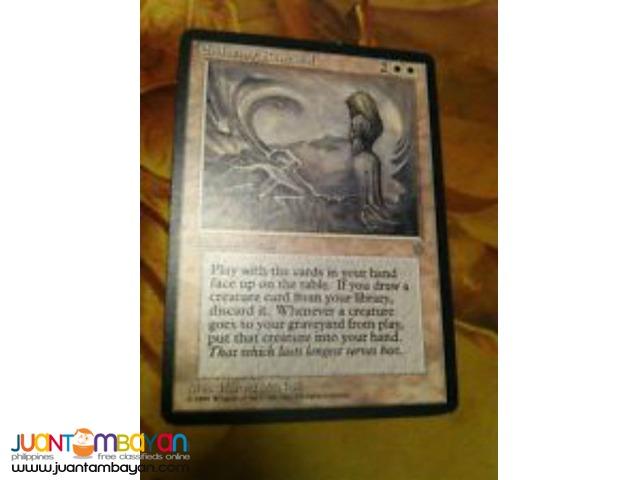 Enduring Renewal (Magic the Gathering Trading Card Game)