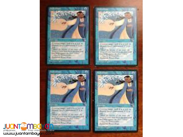 Hydroblast (Magic the Gathering Trading Card Game)