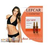 """LEFCAR Lcarnitine 1000mg """"Celebrity secret for a slimmer body"""""""