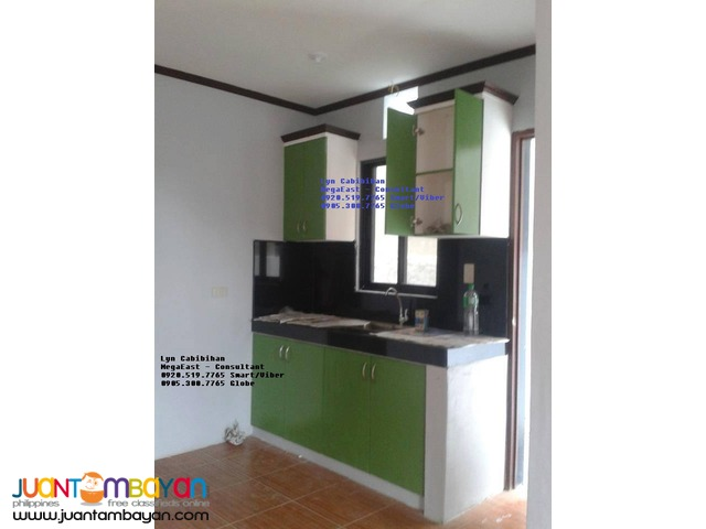 Fully Finished 3BR House in San Mateo Rizal near SM