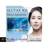 GLUTAX 5gs Micro Advance BEST skin whitening + Anti-aging