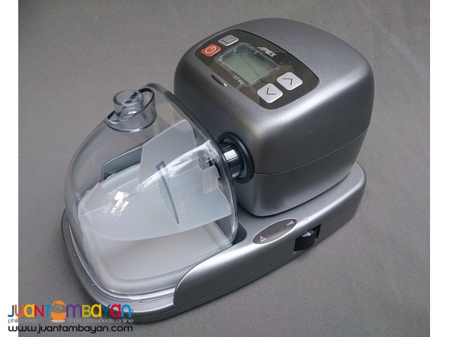 APEX USA XTFIT CPAP MACHINE WITH HEATED HUMIDIFER