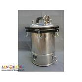Portable Steam Sterilizer/AutoClave 18.0 Liters YX18LD:
