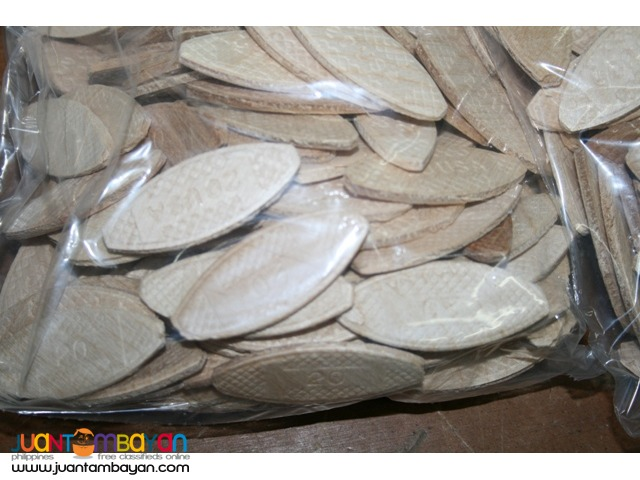 Porter Cable No. 20 Biscuits - 250 pcs