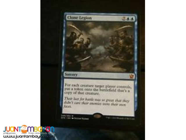 Clone Legion (Magic the Gathering Trading Card Game)