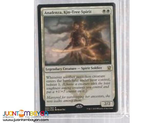 Anafenza, Kin-Tree Spirit (Magic the Gathering Trading Card Game)