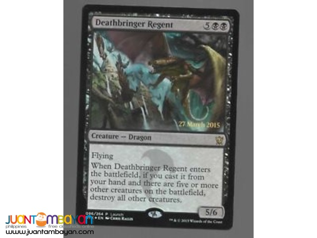 Deathbringer Regent (Magic the Gathering Trading Card Game)