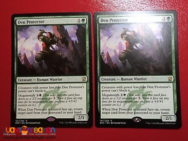 Den Protector (Magic the Gathering Trading Card Game)