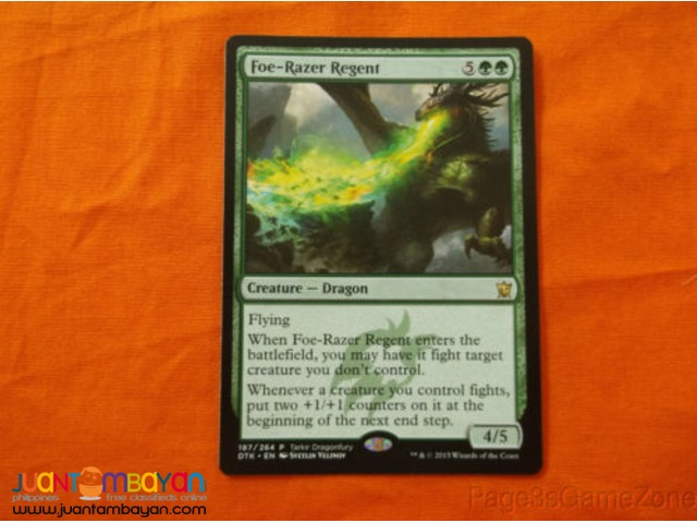 Foe-Razer Regent (Magic the Gathering Trading Card Game)