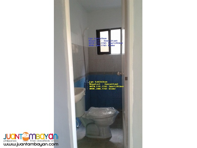 Single Attached Unit near SM San Mateo Rizal - Flooded Free
