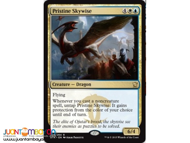 Pristine Skywise (Magic the Gathering Trading Card Game)
