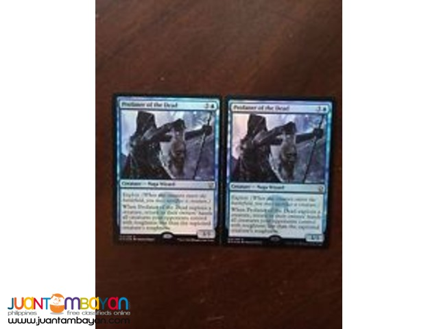 Profaner of the Dead (Magic the Gathering Trading Card Game)
