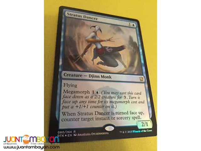 Stratus Dancer (Magic the Gathering Trading Card Game)