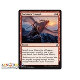 Sarkhan's Triumph (Magic the Gathering Trading Card Game)