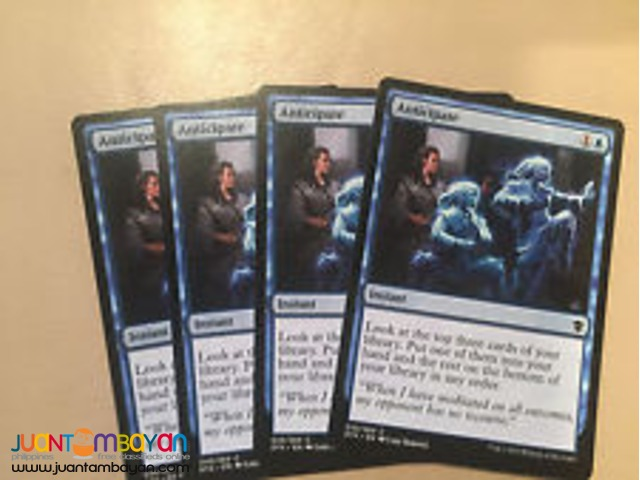 Anticipate (Magic the Gathering Trading Card Game)