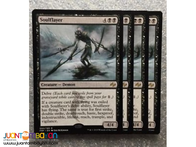 Soulflayer (Magic the Gathering Trading Card Game)