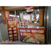 Food Cart Franchising Business