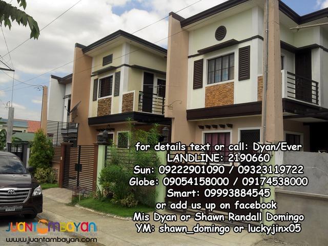 Placid Homes, Elegant Single Attached House thru Pag-Ibig