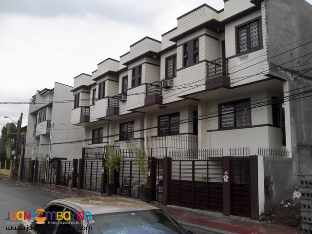 Elegant Townhouse near Robinsons Marikina, Low DP, Crystal Homes