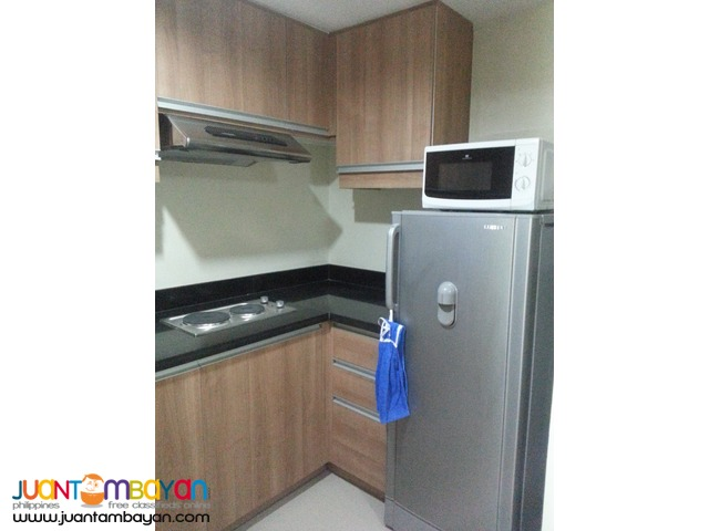 Mountain view condo unit for rent fully furnish