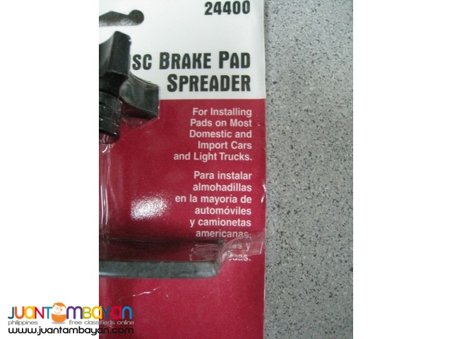 Lisle 24400 Disc Brake Pad Spreader