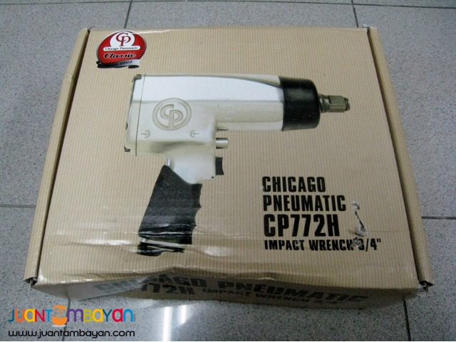 Chicago Pneumatic CP772H 3/4-inch Drive Air Impact Wrench
