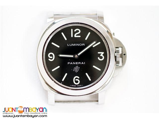 Swiss Watch Buyer - PANERAI IWC AUDEMARS PIGUET HUBLOT PATEK